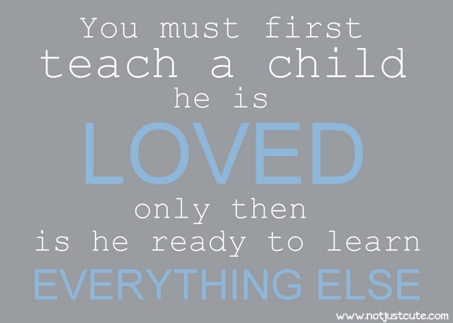 My Kids Come First Quotes: Perspective: A Powerful Tool For Challenging Behaviors