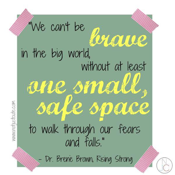 Brave - Brene